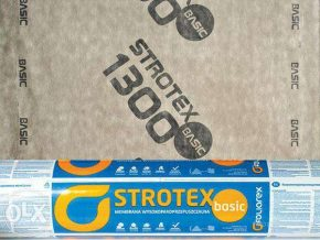 Супердифузійна мембрана STROTEX 1300
