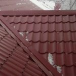 ендова для крыши