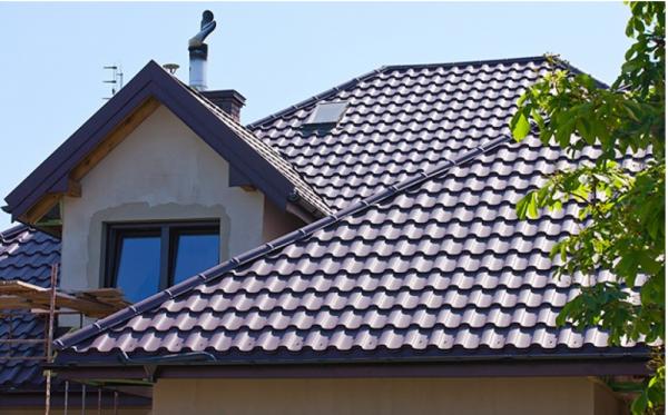 Металлочерепица валенсия на крыши