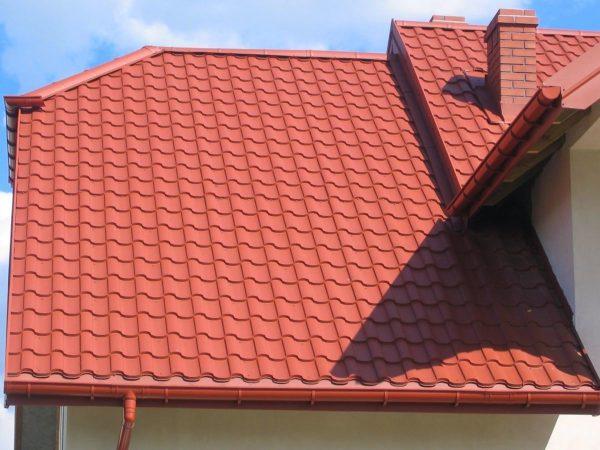 Металлочерепица валенсия на крыши купить цена