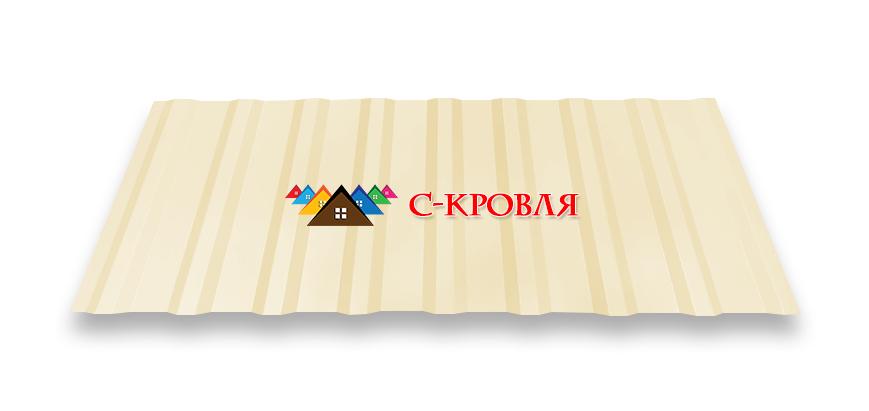 профнастил ПК 20 цвет 1015