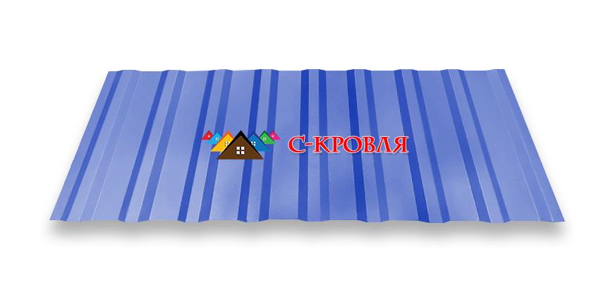 профнастил ПК 20 цвет 5005