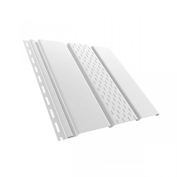 софит бриза белый с перфорацией