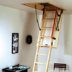 Лестницы чердачные Oman