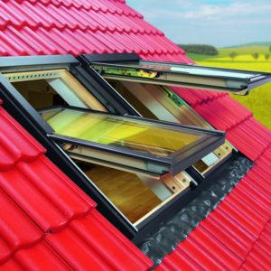 Мансардні вікна Velux