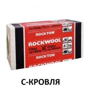 Утеплитель Rockwool  Rockton 100