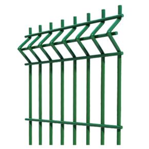 Секционая сетка 3D забора – 5х5 | 1260х2500